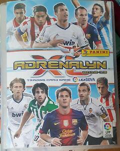 Liga-2012-2013-Adrenalyn-XL-Album-completo