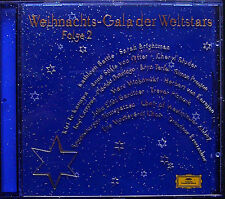 Weihnachts-Gala der Welstars CARRERAS DOMINGO KANAWA TERFEL GARDINER KARAJAN CD