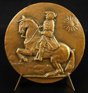 Medaglia-Francois-Robichon-Della-Carde-Henri-L-Bouchard-Squires-Kitchen-Medal