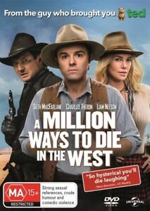 A-Million-Ways-To-Die-In-The-West-DVD-Seth-MacFatlane-Charlize-Theron-L8