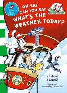 The-Cat-En-Sombrero-Aprendizaje-Biblioteca-Oh-Decir-Puedes-What-039-s-Clima-A