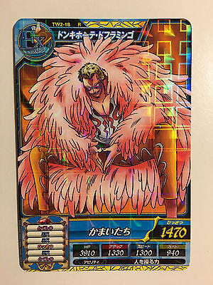 Onesto One Piece One Py Treasure World Rare Tw2-18