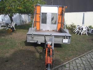 PKW und LKW Anhänger -  Sonderbau - sehr sehr Stabile BAUWEISE !!!! Gelegenheit