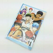 Anime Kuroko no Basuke Cosplay Notebook Gift