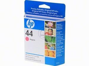 Hp-nr-44-Inkjet-Cartucho-Magenta-Rojo-Purpurowy-Hp-51644me-51644m-51644
