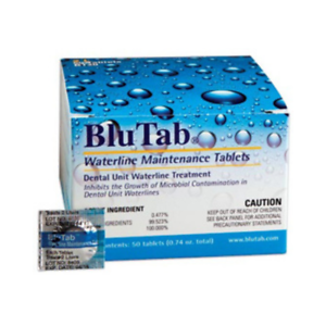BLU-TAB-2-LITER-TABLETS-50-BX-DENTAL-WATERLINE-MAINTENANCE-BT20-PROEDGE