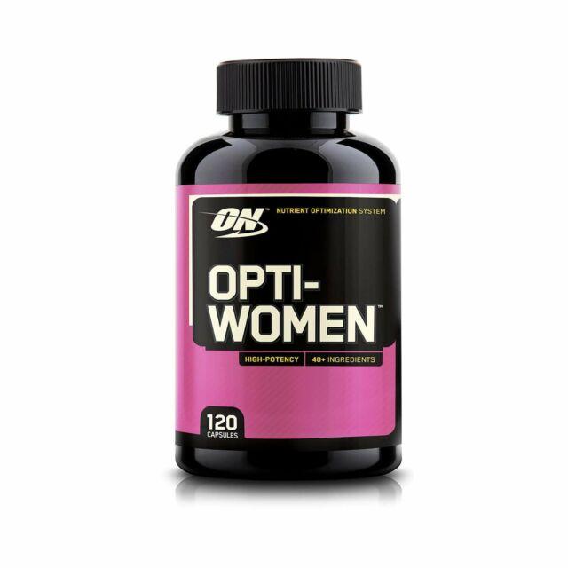 Optimum Nutrition - Opti-Women - Women's Multivitamin - 120 Capsules