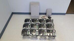 Nortel-Norstar-MICS-Phone-System-12-T7316-phones-Caller-ID-CallPilot-100-VM