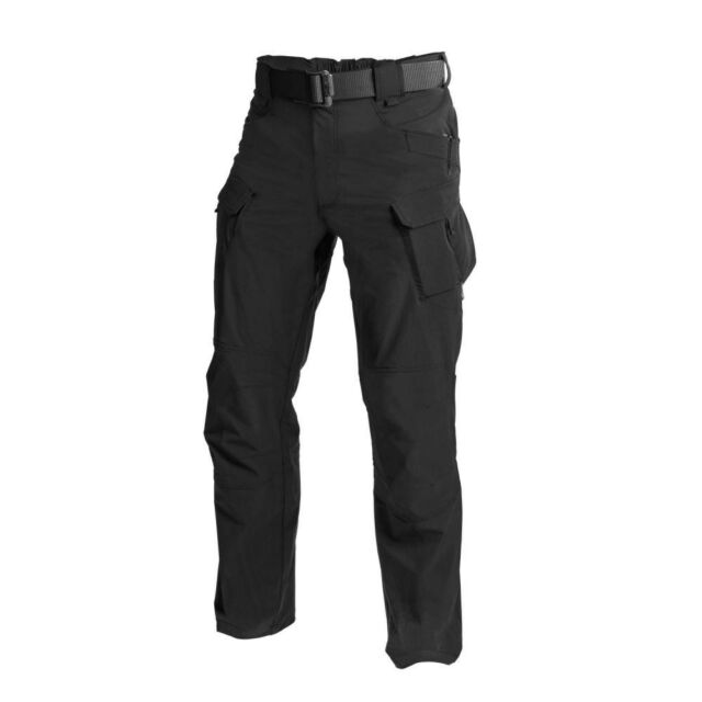 Helikon Tex Otp Outdoor Trekking Loisirs Pantalon Noir Ll Large Long