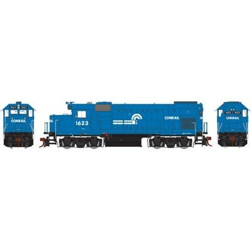 Athearn ATHG16741 HO Scale Locomotive GP15-1 w DCC & Sound, CR  Conrail