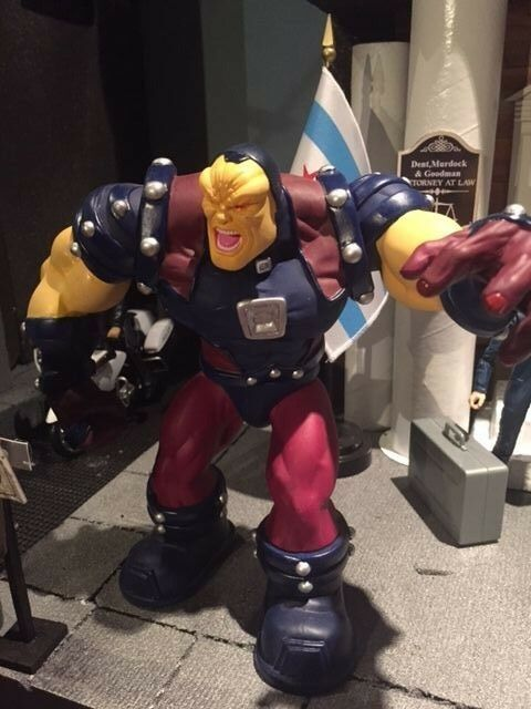 DC Direct Infinite Crisis súperman Mongul figura de acción (2012)  enorme