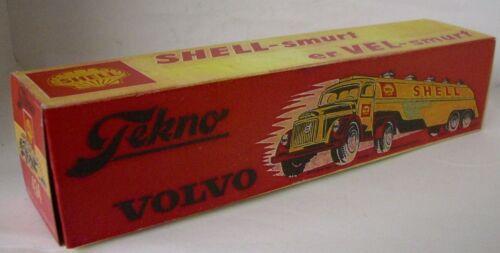 Repro box Tekno nº 434 shell petrolero