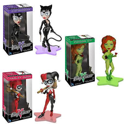 """Harley Quinn Vinyl Sugar 9/"""" Funko Vinyl Vixens Comic Figure Batman"""
