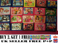Children kids boys girls disney cartoon character wallet coin purse pokemon gift