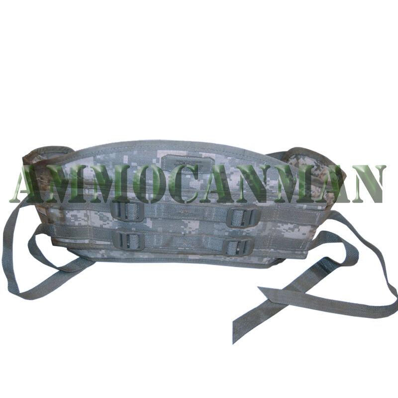New MOLLE Molded Waistbelt ACU Digital