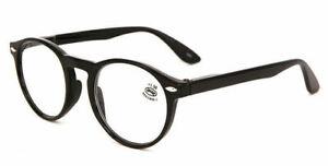 tondo-occhiali-da-lettura-Cerniere-a-molla-retro-Unisex-1-0-2-0-3-0-1-5-2-5-3-5