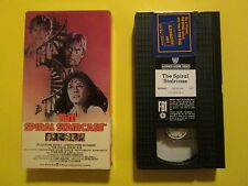 The Spiral Staircase Horror VHS