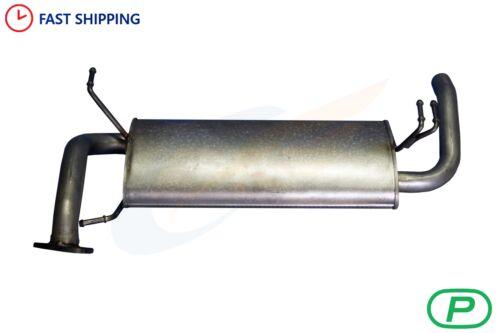 MITSUBISHI SPACE STAR 1.3 1.6 16V 1.8 GDI back box 01-05 Exhaust Rear Silencer