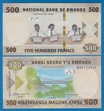 Rwanda 1000 Francs P 21a 1988 UNC Low Shipping Combine FREE! P 21 a