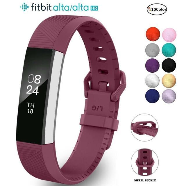 Fitbit Alta Alta HR Band Sicher gurt Armband Schnalle Armband Fitness Tracker