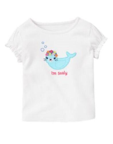 Gymboree Rainbow Cabana Top 12-18-24 2T 3T 4T 5T New Toddler Girl Summer Shirts