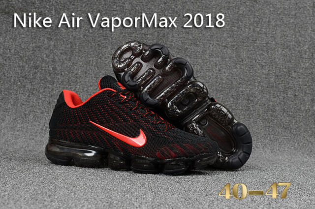 Nike AIR VaporMax Air Max 2018V Men's Running Trainers shoes Black