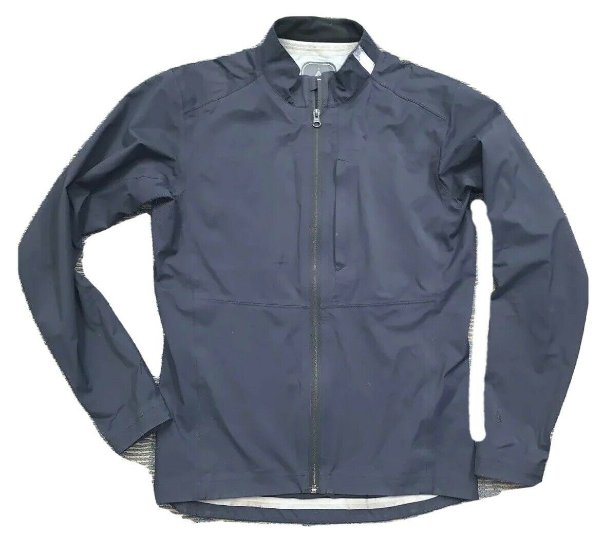 Mission Workshop ACRE Meridian Ultralight Cycling Jacket - Blau Small