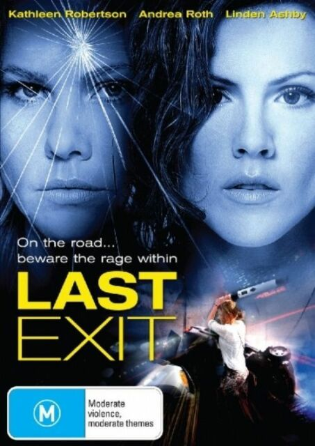 Last Exit (DVD, 2007)**R4**Andrea Roth*