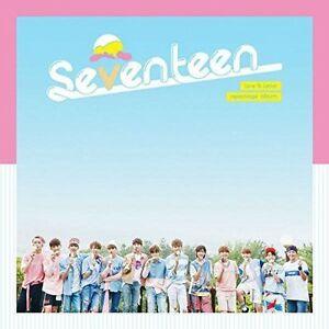 Love & Letter: Repackage Album by Seventeen (K Pop) (CD, Jul 2016