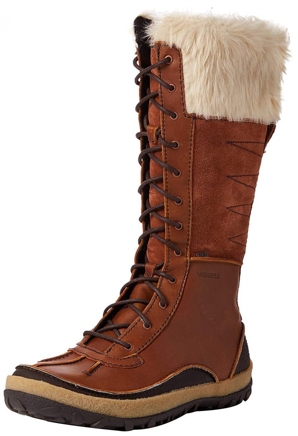 Merrell Women's Tremblant Tall Polar Waterproof Snow Snow Snow Boot 2c0fe6