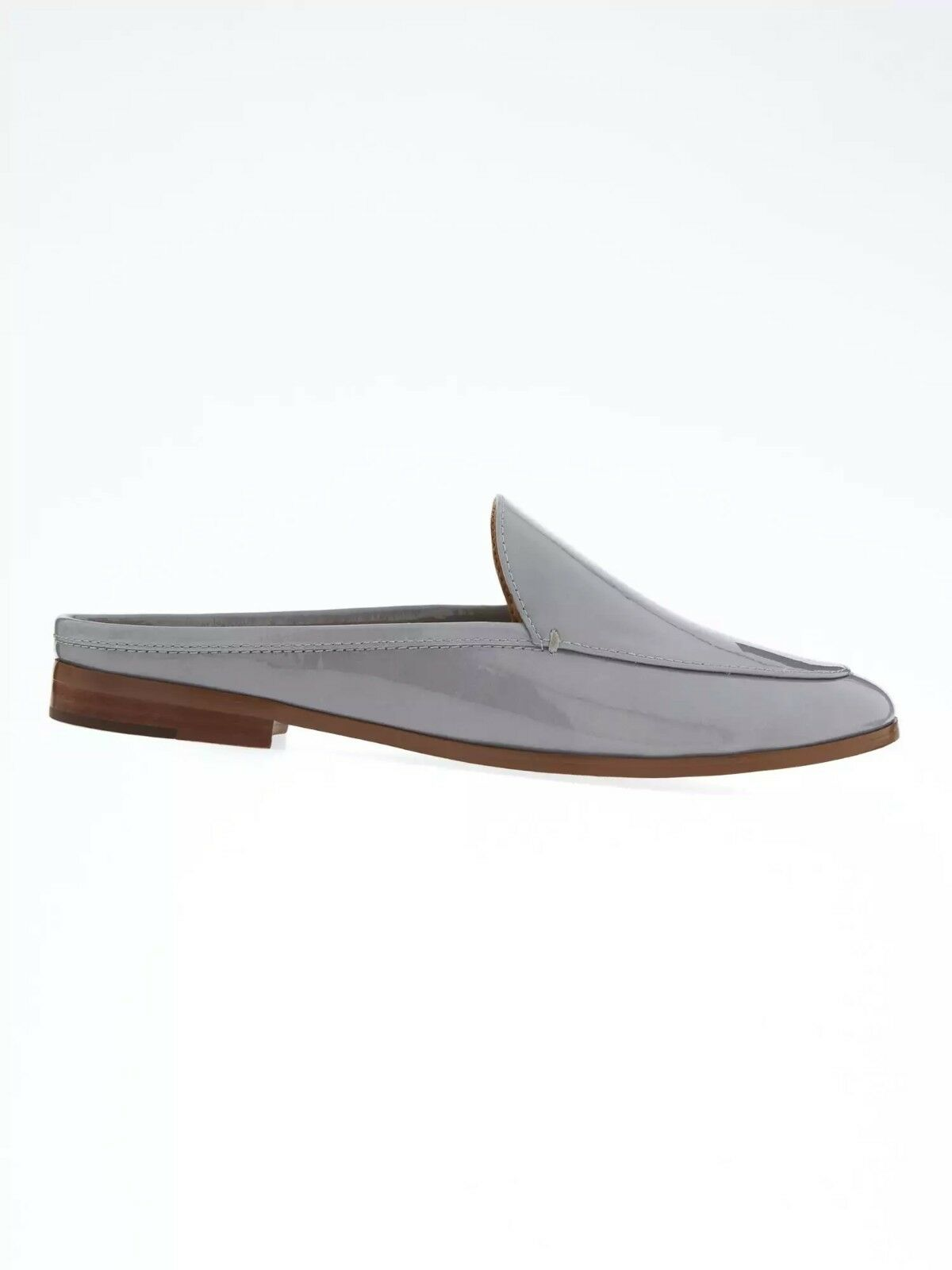 Banana Republic Demi Slide, Silver Grau SIZE 6.5      #671374 v611