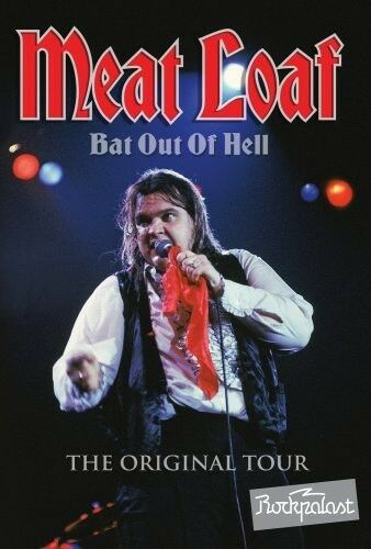 Meat Loaf: Bat out of Hell - The Original Tour (2009, DVD NEW)