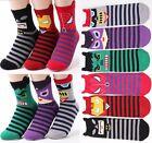 Hero socks Korean fashion womens socks Choice color hero Characters socks