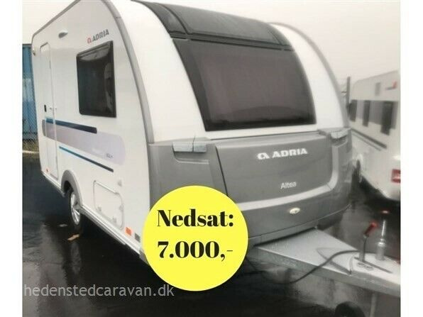 Adria Altea4Four 362 LH, 2019, kg egenvægt 965