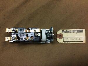 1956-1957-Ford-Thunderbird-Mercury-truck-NEW-12V-dash-headlight-headlite-switch
