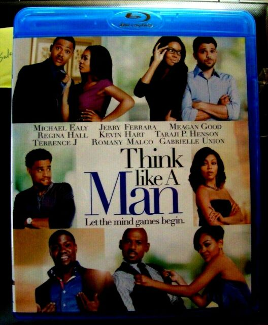 Think like a man too (Blu-ray) - Blu-ray - Discshop.se