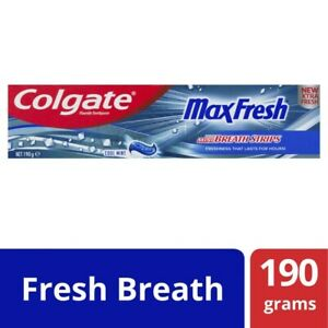 Colgate Max Fresh Cool Mint Toothpaste 190g