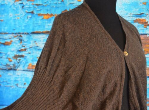Sarah Pacini Open Front Cardigan Sweater One Size
