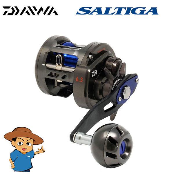 Daiwa SALTIGA BJ 200HL jigging fishing bait reel left handle 2017 model