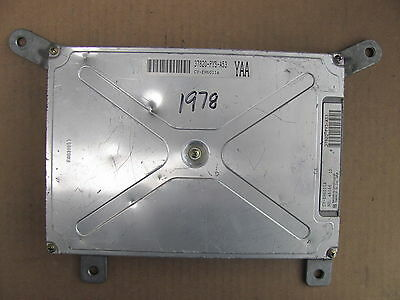 91-93 Acura Legend OEM ecu engine computer ecm module AT 37820-PY3-L52