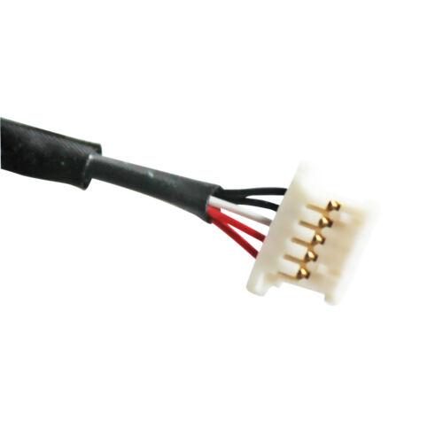 Dell XPS 13 L321x L322x GRM3D DC POWER JACK SOCKEt CABLE HARNESS DD0D13AD000 GO