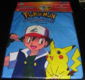Pokemon Red T-Shirt Pikachu 7-8 years