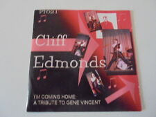 Cliff Edmonds & The Virginians CD I'm Coming Home ( tribute to Gene Vincent )