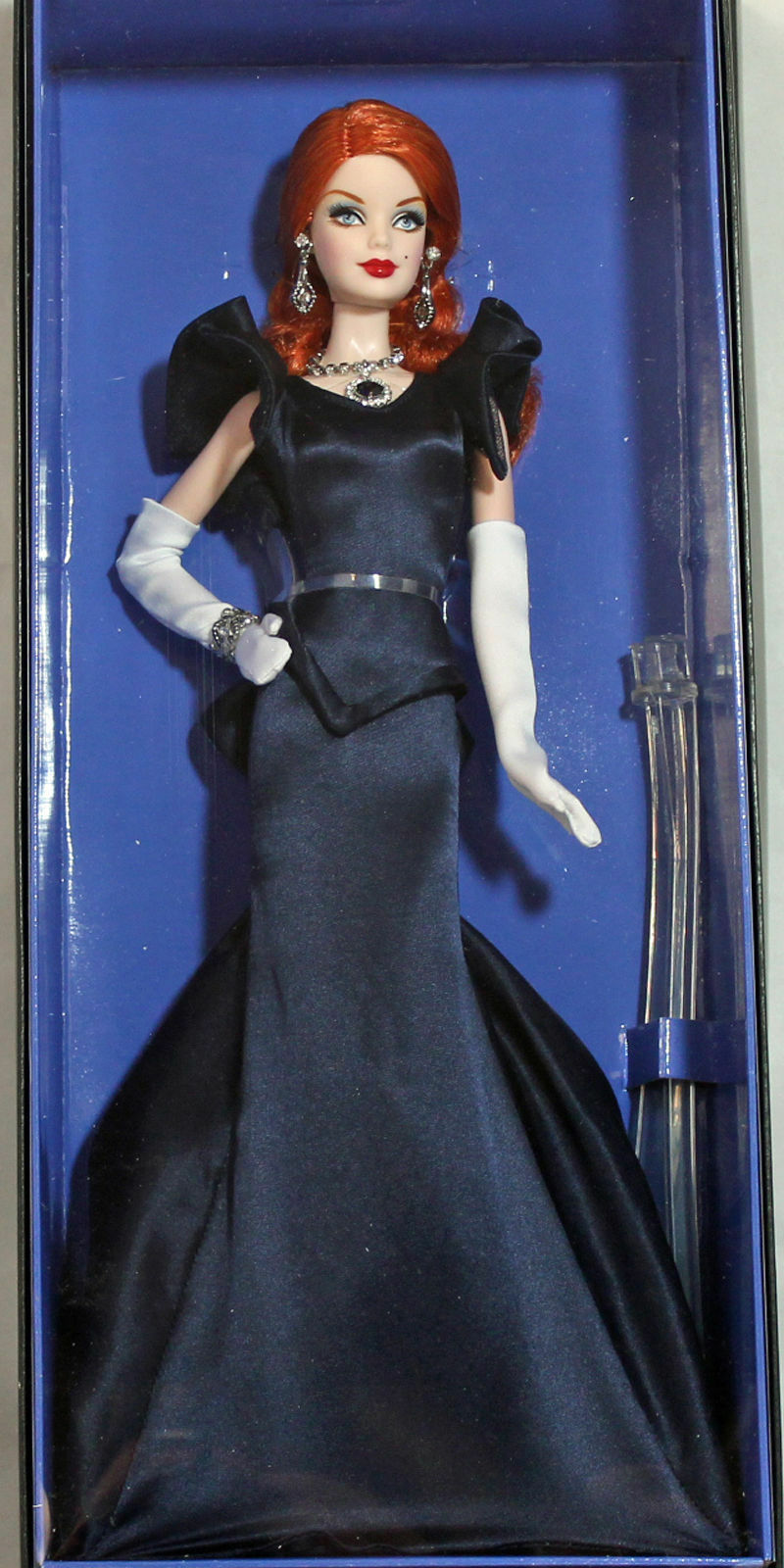 2011 BARBIE HOPE DIAMOND  NRFB