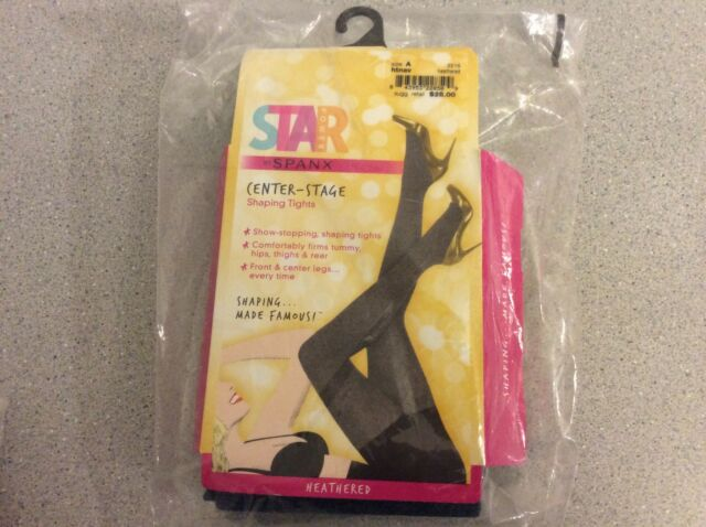 625969ae2ff2d7 Star Power by SPANX Center-Stage Shaping Tights Heathered Size A 2215 for  sale online
