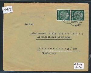 91895) DR DDR Landpost L2 Jena - Grenzlandsiedlung über Jena, Brief 1936 - 32257 Bünde, Deutschland - 91895) DR DDR Landpost L2 Jena - Grenzlandsiedlung über Jena, Brief 1936 - 32257 Bünde, Deutschland