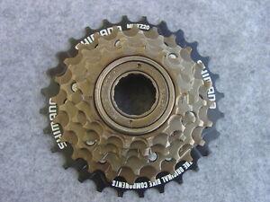 Shimano-Mf-Tz20-corona-dentada-de-rosca-Freewheel-6-fach-14-28-dientes-NUEVO