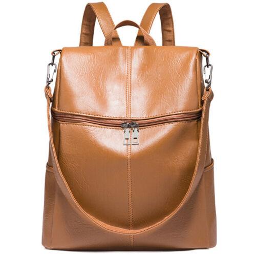 Femmes étanche Anti-Theft Sac à Dos école Sac à dos de voyage Casual épaule sacs