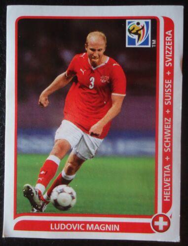 Panini P2 Ludovic Magnin Schweiz FIFA WM 2006 Germany # Swiss Special Edition