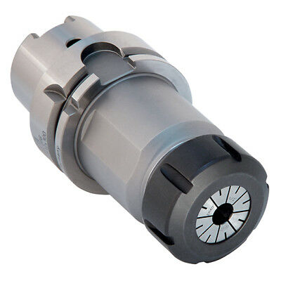 ER32 Collet Chuck 100mm Gage Length HSK100A Dual Contact Shank by YG1